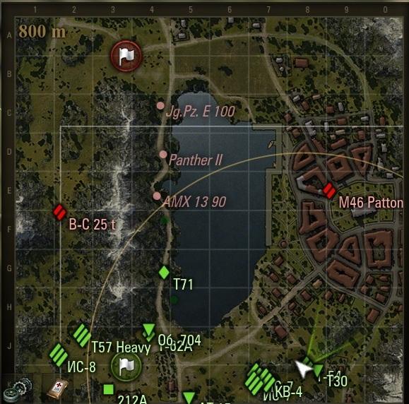 mod для world of tanks часы