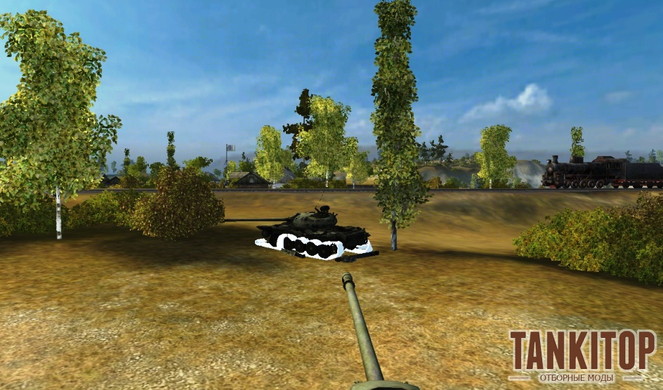 World of tanks тест 9 19
