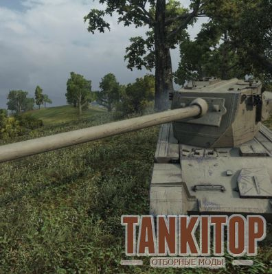 FV4004 Conway wot скриншоты