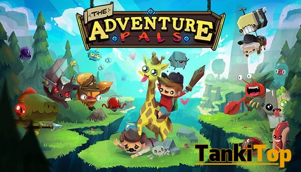 Обзор The Adventure Pals