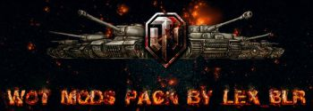 WoT mods Pack by Lex_BLR Special Edition