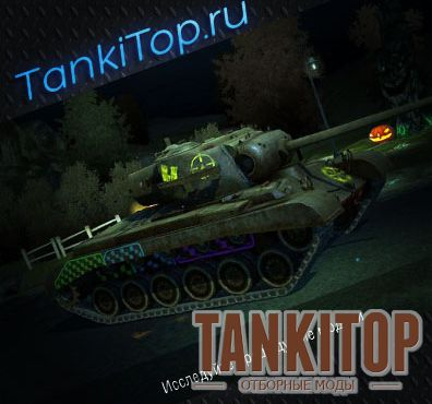 Зоны пробития для World of Tanks Blitz скачать