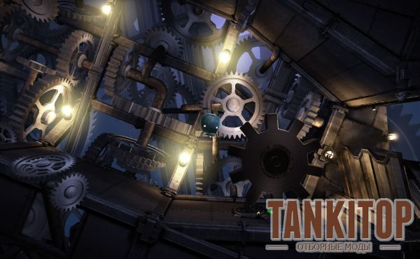 Обзор игры Unmechanical от Tankitop