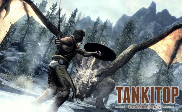 "Обзор игры ""The Elder Scrolls 5: Skyrim"" от Tanko"