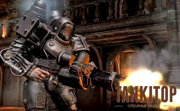 Об игре Wolfenstein: The Old Blood от Tanko