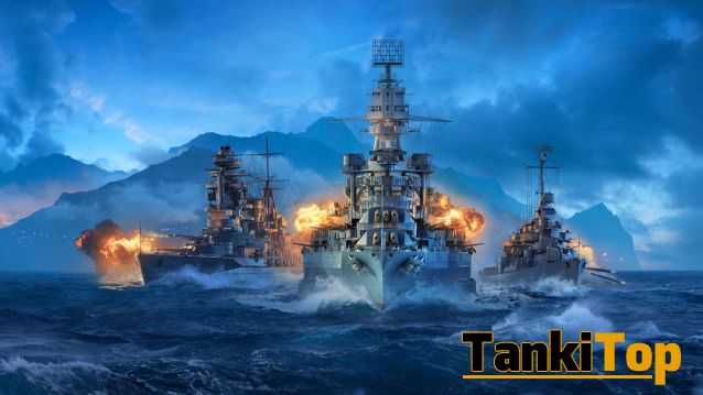 World of Warships: Legends для владельцев PS4 и Xbox One
