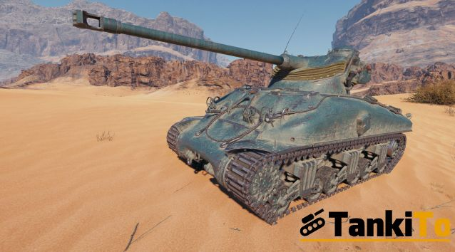 M4A1 FL 10 премиум танк VI уровня в World of Tanks