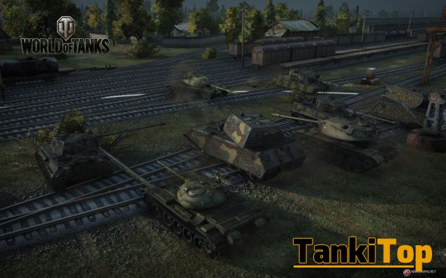 Лучшие танки IX уровня в World of Tanks